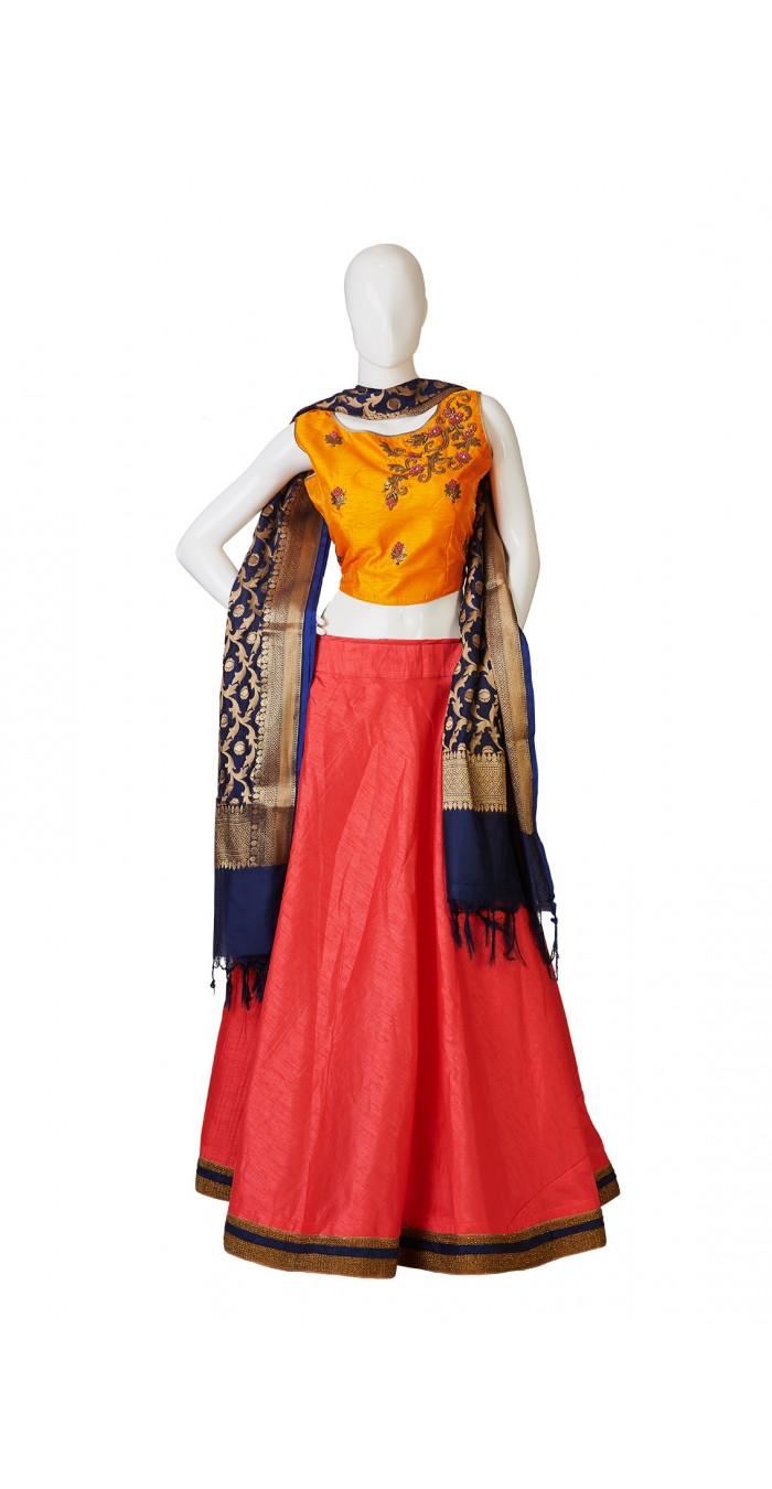 Glamorous Looking Indo-Western Dress