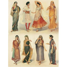 EVOLUTION OF SAREE