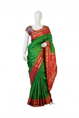 Silk Gadhwal