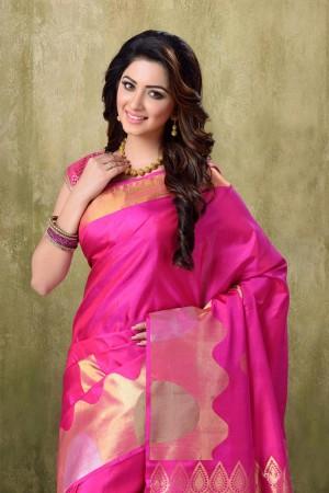Kanjeevaram Rani Color Saree